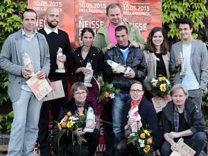 Zvláštní cena Saské filmové asociace (Filmverband Sachsen) na Filmovém festivalu Nisa